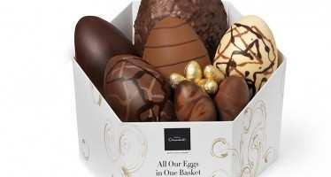 სააღდგომო შოკოლადის კვერცხის სასაჩუქრე სახელმძღვანელო
