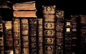 უიშვიათესი და ძვირადღირებული წიგნები