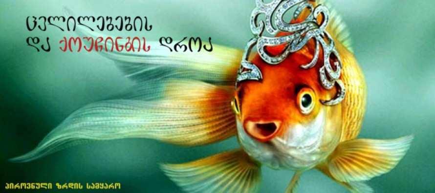ქოუჩინგი ოქროს თევზისგან