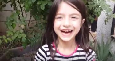 გამოწვევა სიცილში და სათამაშო პატარებს (ვიდეო)