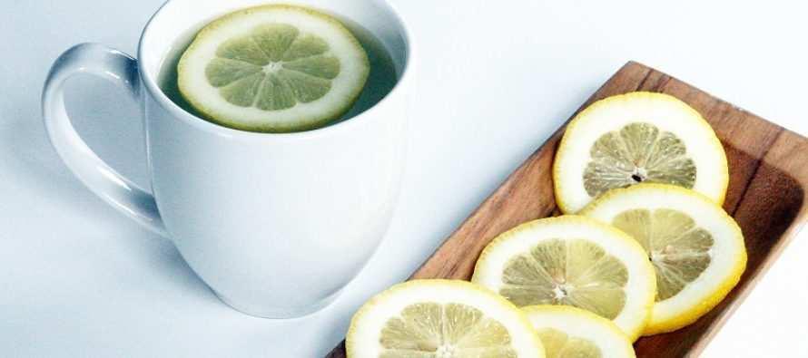 რატომ უნდა დალიოთ ყოველ დილით ლიმონიანი ცხელი წყალი?..