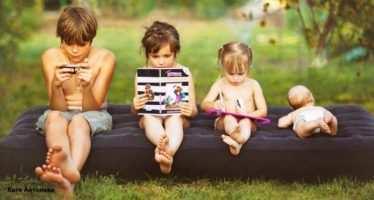 ბავშვისთვის რომ ზაფხული მრავალფეროვანი იყოს…