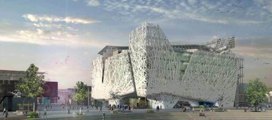 შენობა, რომელიც ჰაერს წმენდს — იტალიელთა გენიალური გამოგონება