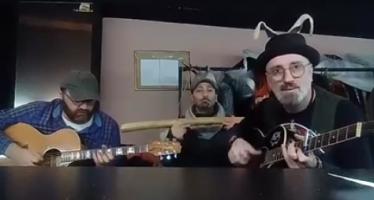 ალექსანდრე ბეგალიშვილი ნატო გელაშვილის სიმღერით «დეკემბერი» (ვიდეო)