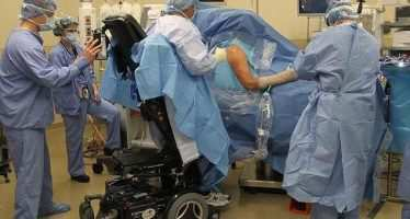 არასოდეს არ დანებდე-ერთი ამერიკელი ქირურგის ისტორია