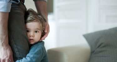 როდესაც ბავშვი ძალიან მორცხვია…