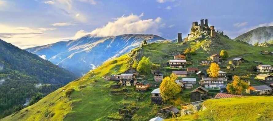 """""""უსაზღვროდ მიყვარს ჩემი დაფშტვენილი ქვეყანა"""" — ნათია ფანჯიკიძე"""