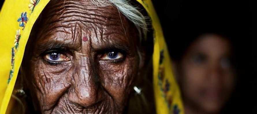 """93 წლის ქალის """"აღსარება"""""""