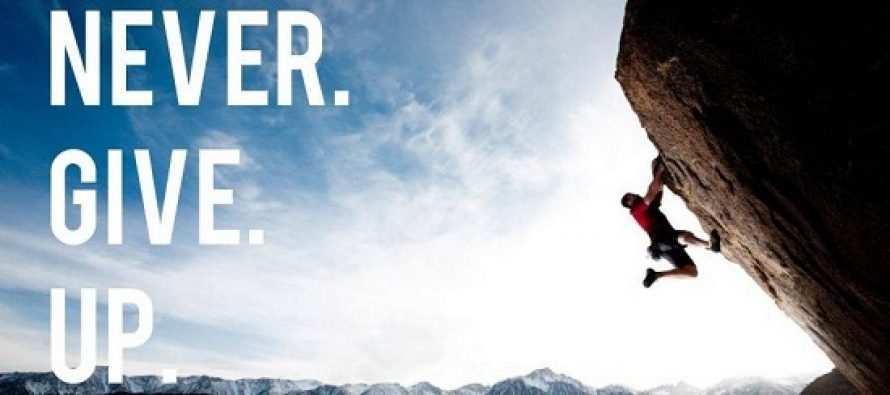 5 ნაბიჯი, რომ არასოდეს დავნებდეთ