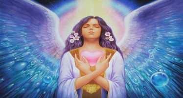 ჩემო მფარველო ანგელოზო, მე შენ მიყვარხარ და გიხსნი გულის კარებს…
