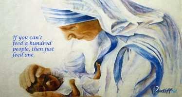 «ჩვენ შესაძლოა არც კი გვქონდეს გაცნობიერებული ის, თუ რამხელა რამე შეუძლია ერთ უბრალო გაღიმებას»