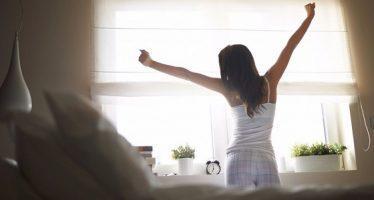 """""""ნუ გეშინია, დილით თავიდან იბადები, მთავარია იმოქმედო რეალობის შესაცვლელად""""…"""