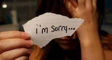 ბოდიშის მოხდა