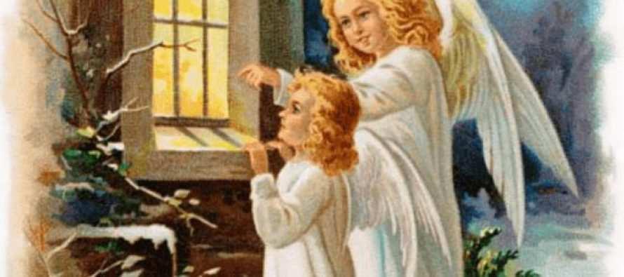 ორი ანგელოზის ამბავი, რომელიც ყველამ უნდა წაიკითხოს