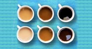 აირჩიეთ ფინჯანი ყავა — ტესტი