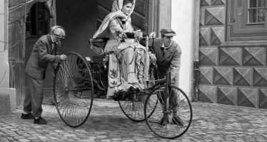 ვინ იყო პირველი ქალი საჭესთან?