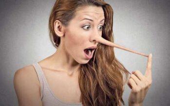 """"""" ვინც ხმამაღლა აცხადებს რომ ვერ იტანს მატყუარებს, ის ყველაზე დიდი მატყუარაა""""…"""