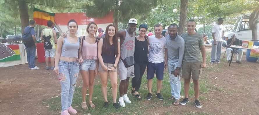 ათენის ქართულ-ბერძნული ახალგაზრდული გაერთიანება