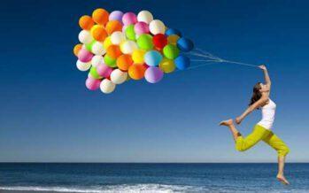 იყავი ბედნიერი აქ და ახლავეე!