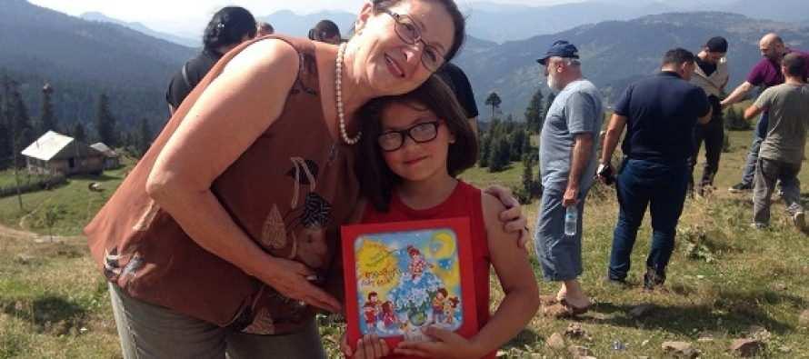 ემიგრანტი პოეტი და კაიმაღის გამყიდველი 7 წლის გოგონა