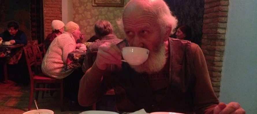 """""""უცნაური და ამაღელვებელი იყო ეს ყველაფერი""""- """"ჩაის სახლი"""" და მადლიერი მოხუცები"""