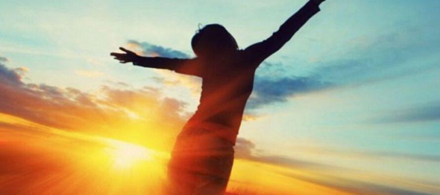«როდესაც ბედნიერი ხარ და ექსტაზში ხარ, «მე» და»სხვა»არ არსებობს, ქრება» …